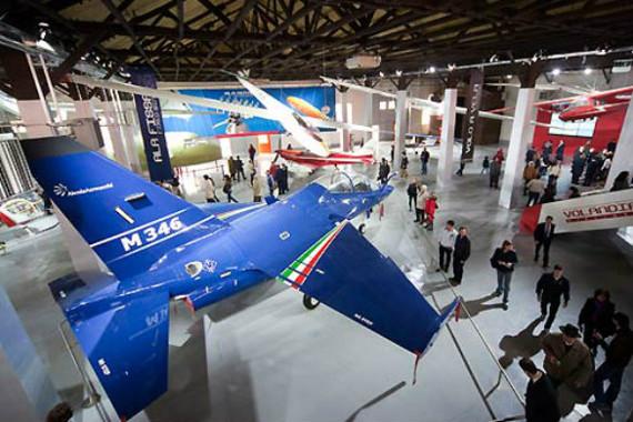 VOLANDIA, parque y museo del vuelo