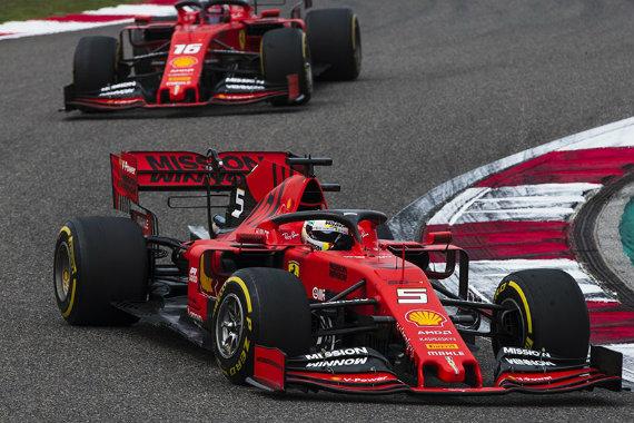 F1 Гран-При Италии (Монца, 6-8 сентября 2019)