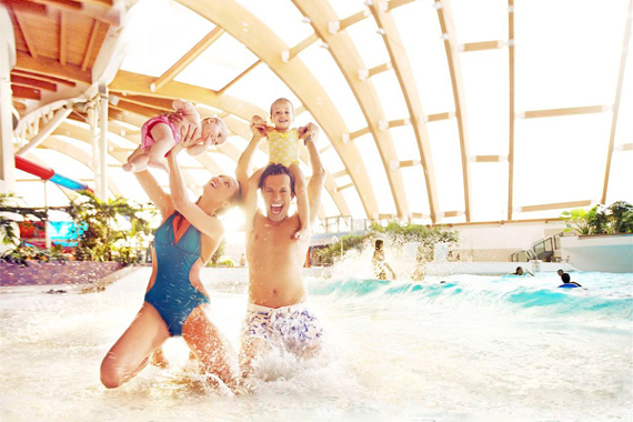 Acquaworld, Fit & Fun en el agua