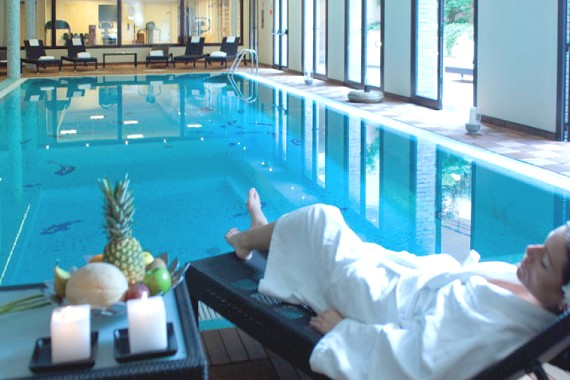 Piscina As Hotel Cambiago Spa As Hotels