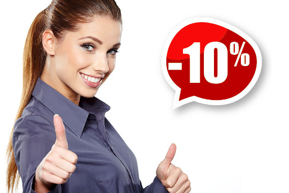 PROMO RATE -10%