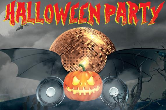 Halloween Party – lunedì 31 ottobre