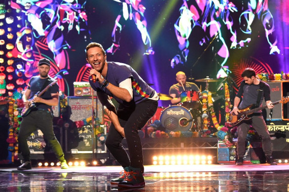 Coldplay (San Siro Stadium – Milan, July 3-4, 2017)