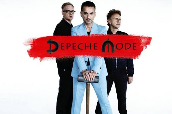 Depeche Mode (San Siro Stadium – Milan, June 27, 2017)