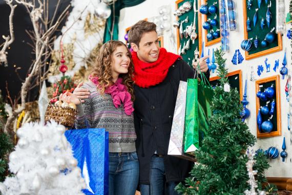 Shopping Natalizio e Artigiano in fiera