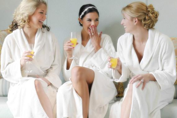 Festa della donna: in spa con le amiche!