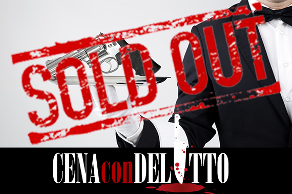 Cena con delitto (sabato 25 novembre) – SOLD OUT