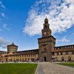 castello sforzesco milano - MONUMENTI DI MILANO