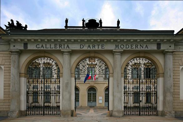 PAC- GALERIA DE ARTE MODERNA