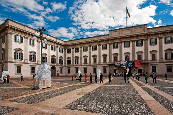PALAZZO REALE - MUSEI DI MILANO - MILANO MUSEUMS