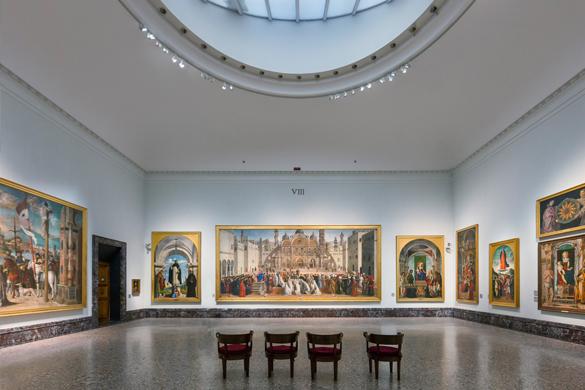 musei di milano - milano museums - brera