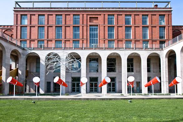 La Trienal de Milán