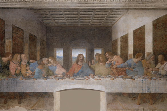 leonardo da vinci ultima cena - milano museums - musei di milano