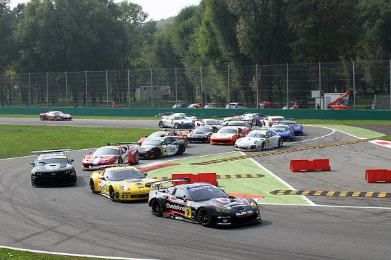 GT Open International Series