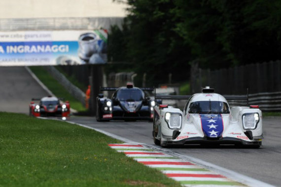 European Le Mans Series – 4 Hours of Monza