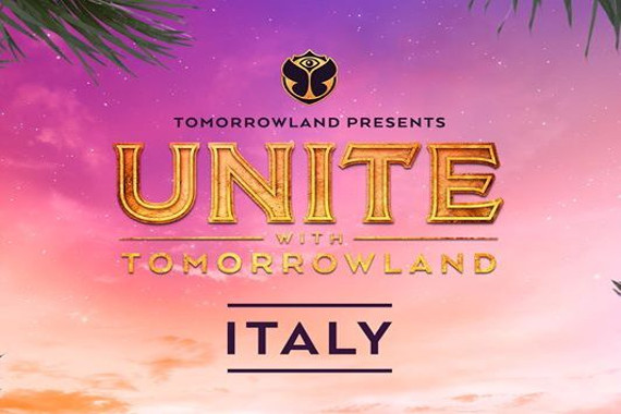 Unite with Tomorrowland (Монца, 28 июля)