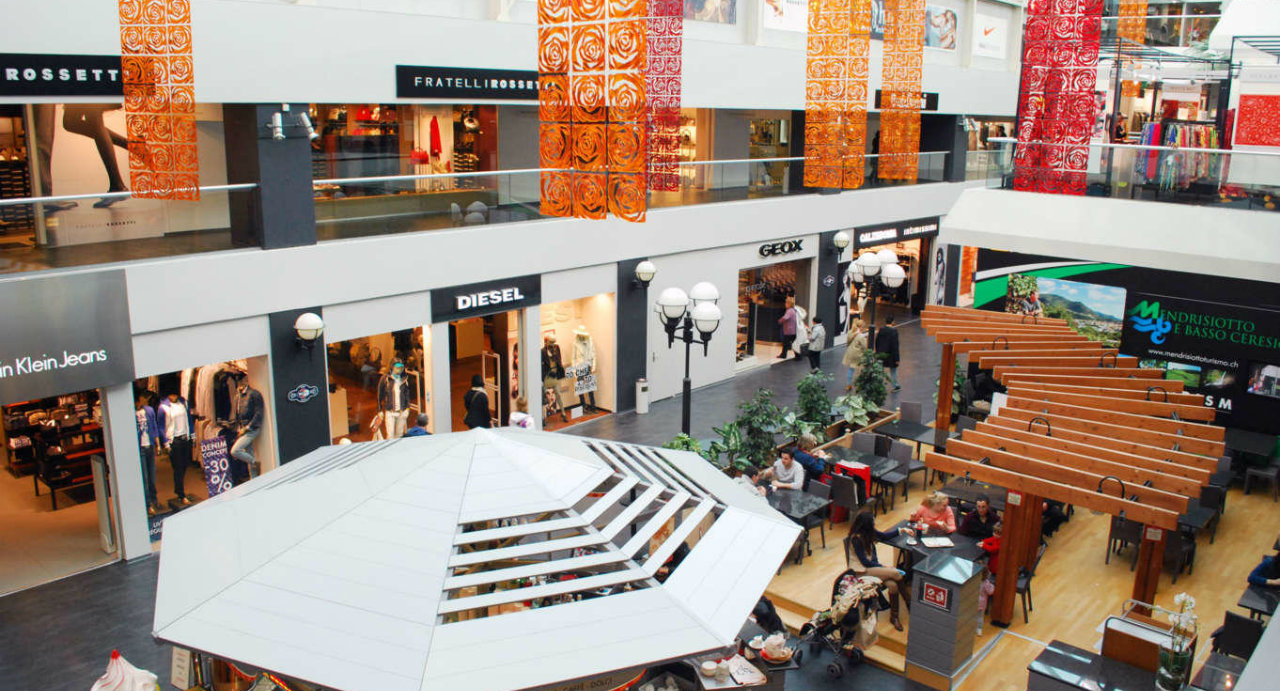 Fox Town Factory Stores Mendrisio Outlet | AS Hotels