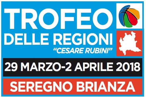 """Trofeo delle Regioni """"Cesare Rubini"""" (Seregno, 29 marzo – 2 aprile)"""