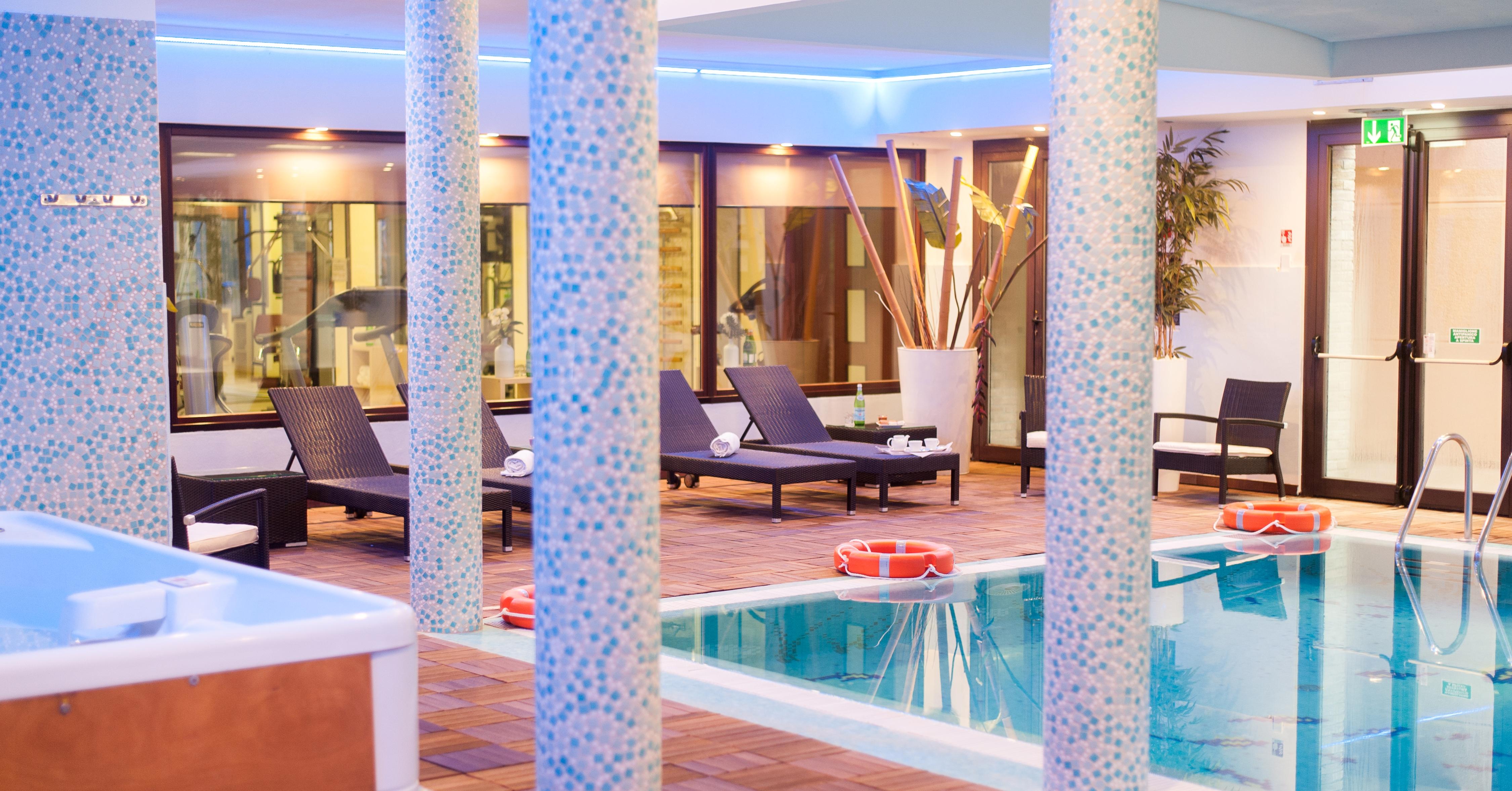Hotel Con Spa Vicino Milano Con Area Wellness E Sala Massaggi