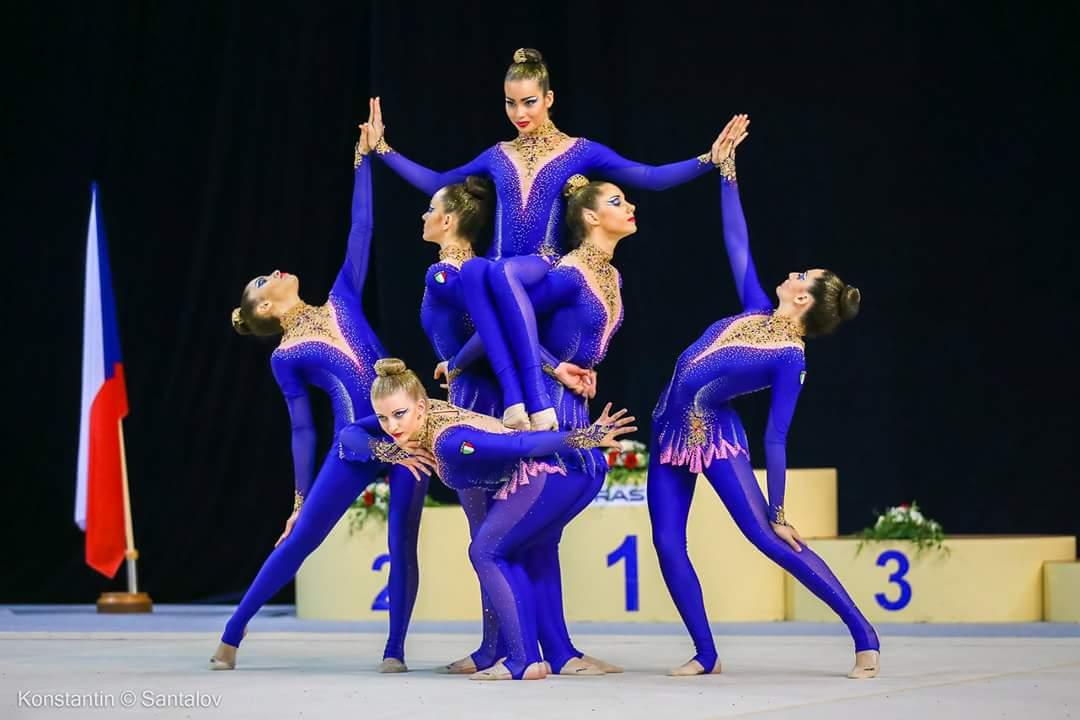 Campionato Nazionale di ginnastica estetica (Seveso, 14 Aprile)