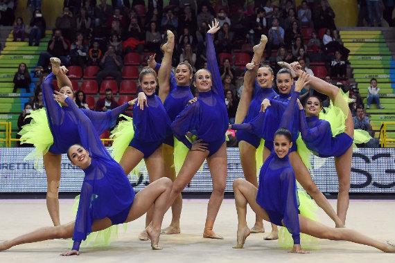 Campionati Nazionali di ginnastica estetica di gruppo (Nerviano, 25-26 Gennaio)