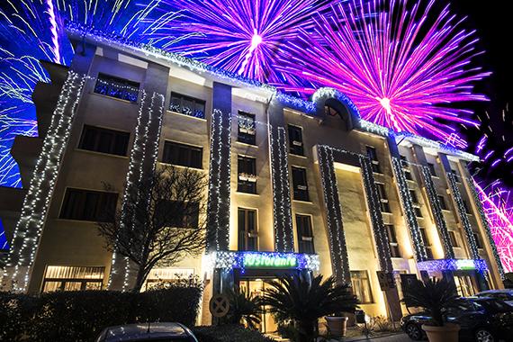 CAPODANNO 2020 <br> @ AS HOTEL DEI GIOVI
