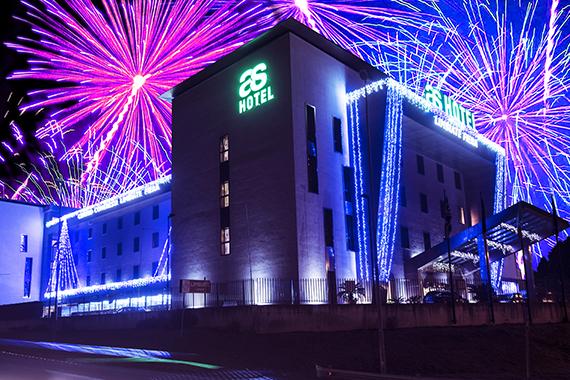 CAPODANNO 2020 @ AS HOTEL LIMBIATE