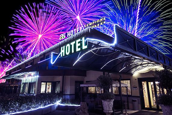 CAPODANNO 2020 <br> @ AS HOTEL SEMPIONE
