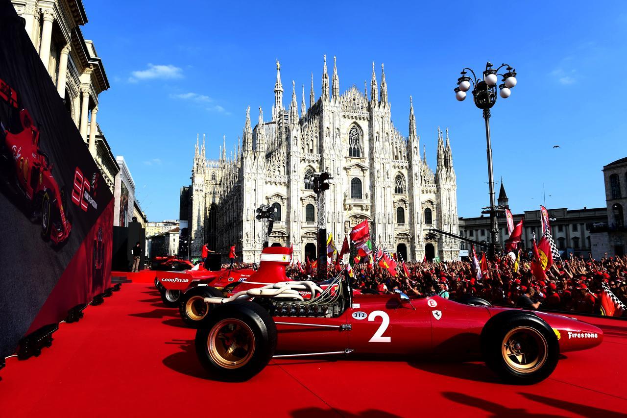 Автосалон под открытым небом Милан Монца – Мотор Шоу