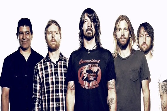 FOO FIGHTERS (I-Days , Area Expo, 14 June 2020)