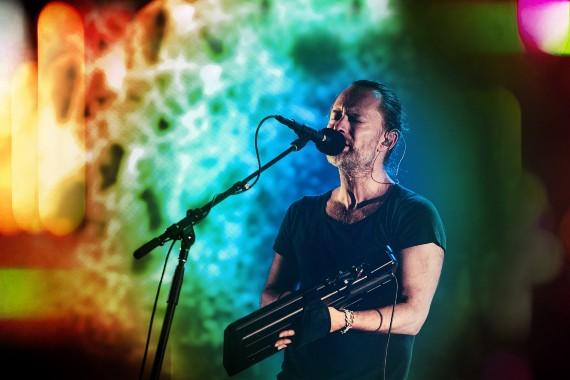 Thom Yorke (Ippodromo Snai Milano, 9 Luglio 2020)