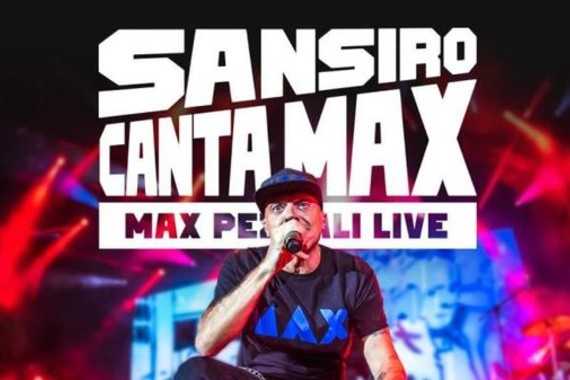 MAX PEZZALI (Stadio San Siro , 10 & 11 Luglio 2020)