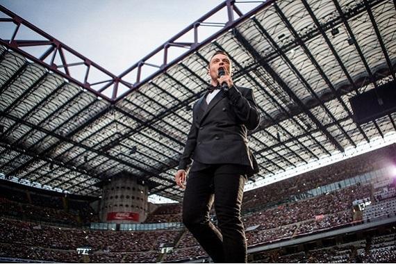 TIZIANO FERRO (San Siro Stadium,Milan, 5-6-8 June 2020)