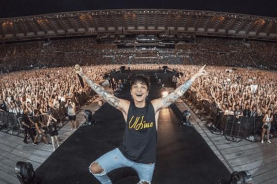 ULTIMO (Stadio San Siro , 18 & 19 Giugno 2020)