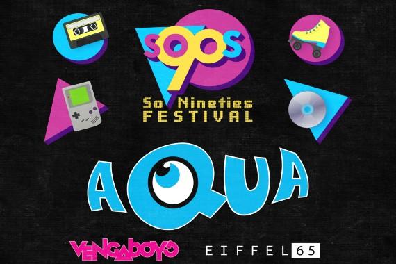 SO '90s FESTIVAL (Ippodromo Snai Milano, 02 Luglio 2020)