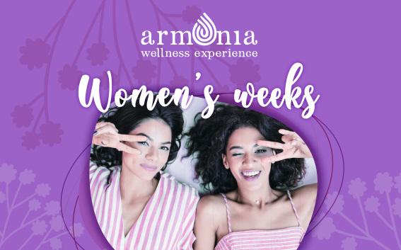 Festa della donna in SPA – Women's Weeks 2021
