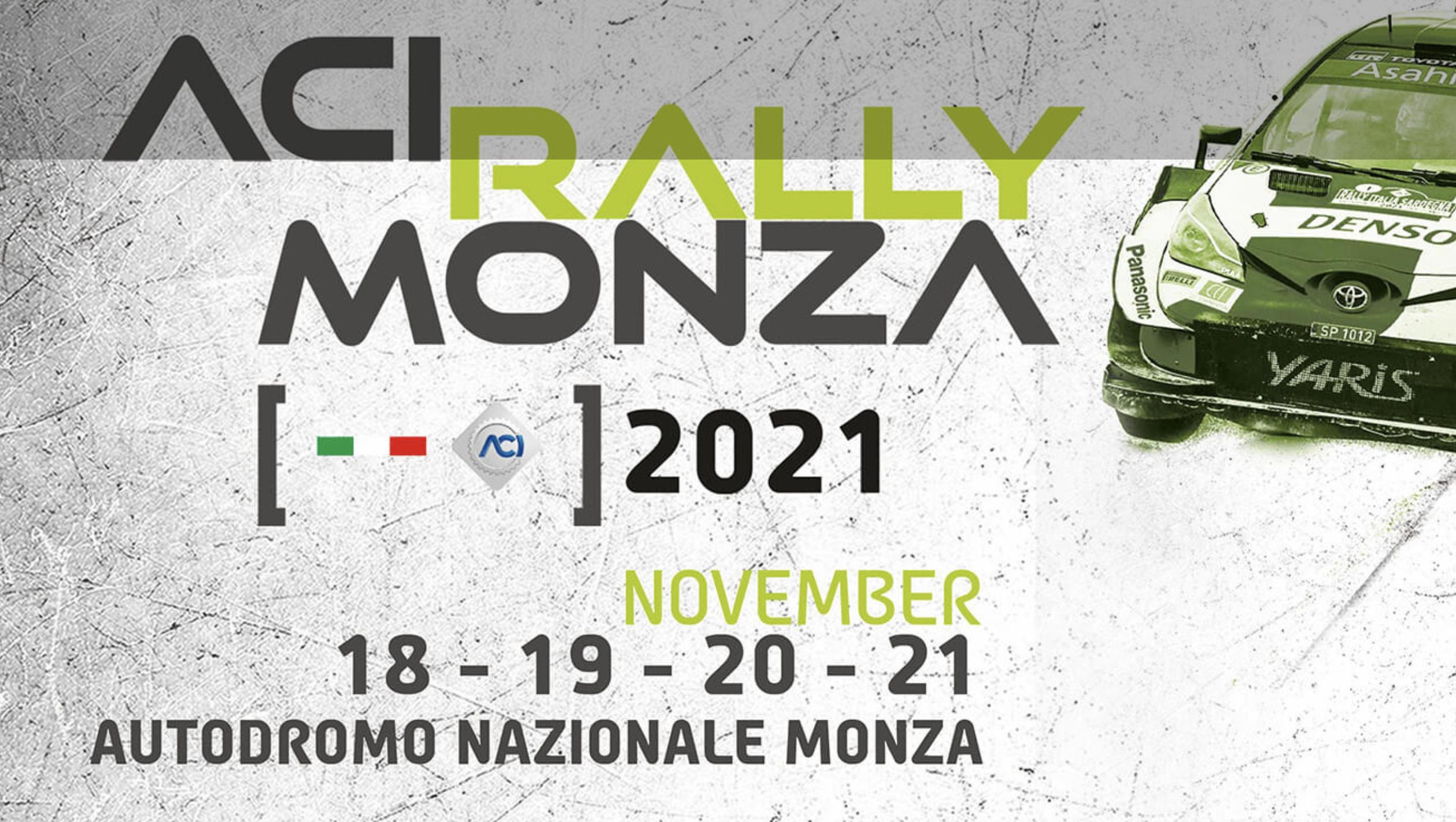 ACI Rally Monza (19-20-21 novembre 2021)