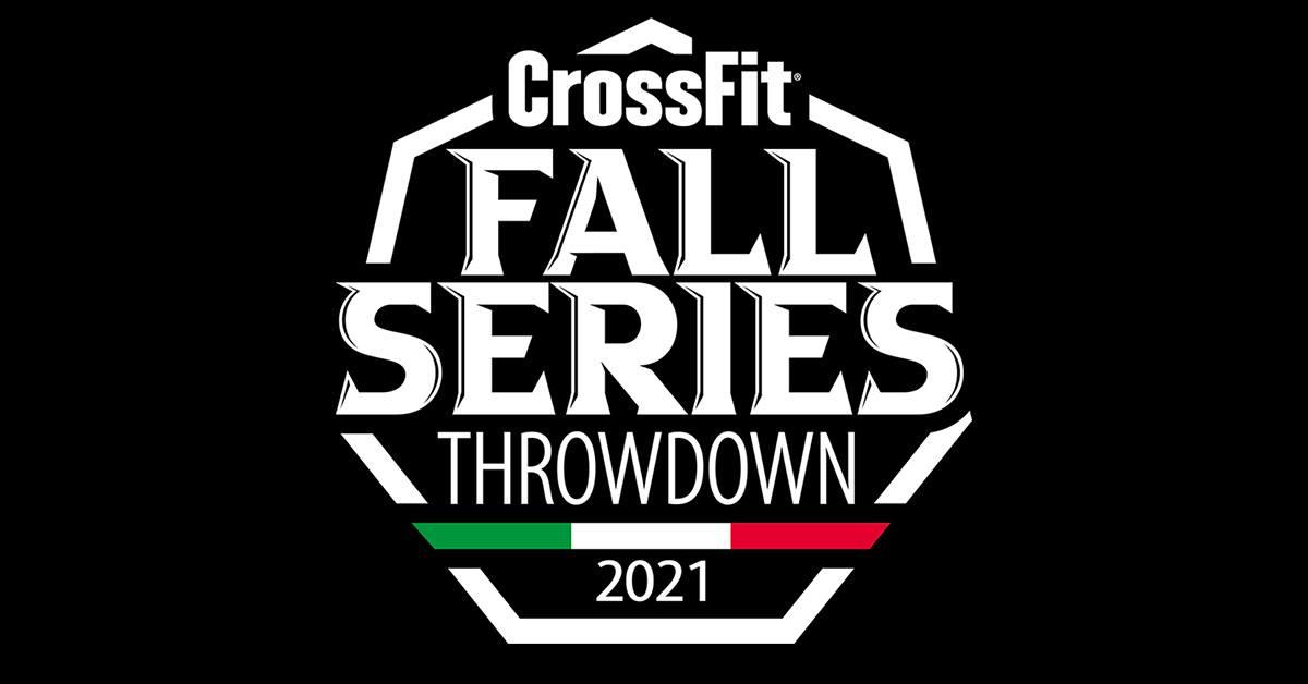 CrossFit Fall Series Throwdown<br>Desio (17-19 dicembre 2021)